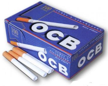 poza Tuburi tigari OCB 100