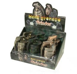Poza Grinder Dreamliner grenade metall,3 colours,3 parts, 45mm. Poza 4445