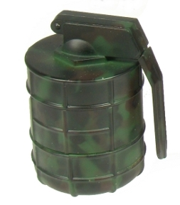 poza Grinder Dreamliner grenade metall,3 colours,3 parts, 45mm