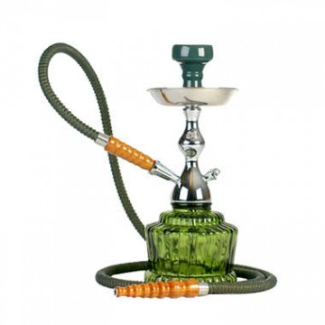 poza MYA Hookah QT E Cos Verde