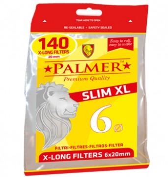 poza Filtre Palmer Slim 6 XL (140/punga)