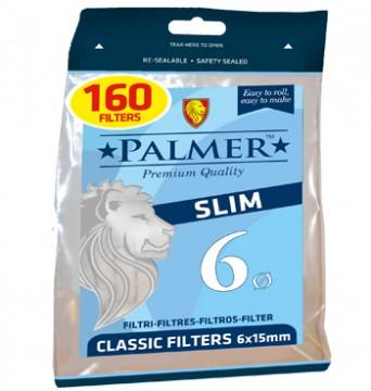 poza Filtre Palmer Slim 6 (160/punga)