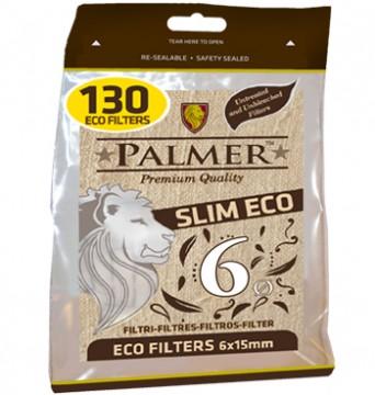 poza Filtre Palmer Slim 6 Eco (130/punga)