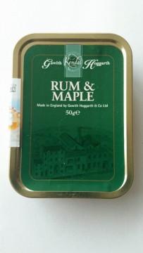 poza Tutun De Pipa Gawith Hoggarth Rum & Maple
