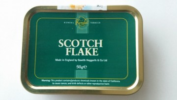 poza Tutun De Pipa Gawith Hoggarth Scotch Flake