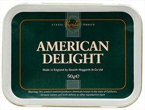 poza Tutun De Pipa Gawith Hoggarth American Delight