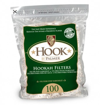 poza Palmer Hookah filters bag 100