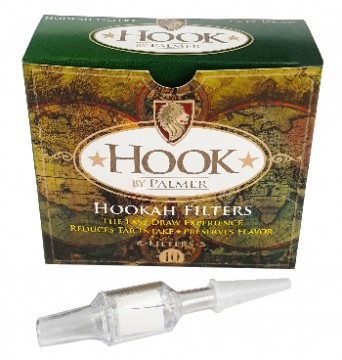 poza Palmer Hookah filters box 10