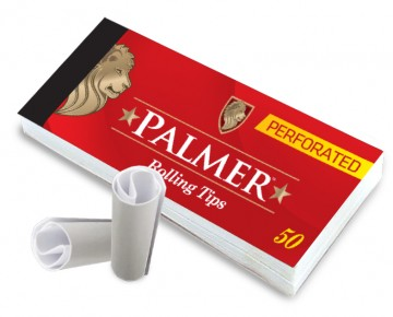poza Palmer Paper Filters S perforated