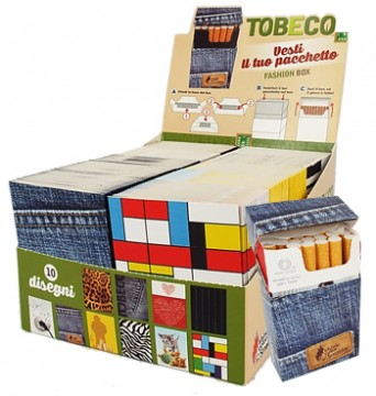 poza Tobeco Fashion Box 200buc