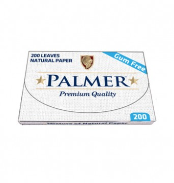 poza Foite Palmer short flat booklet 200