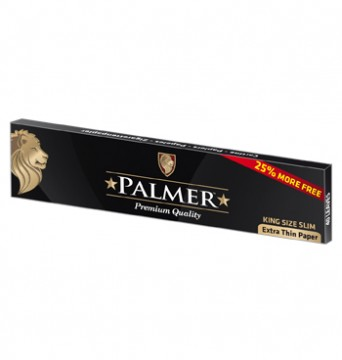 poza Foite Palmer king size slim black
