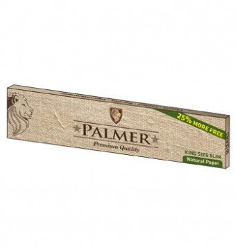 poza Foite Palmer king size slim natural