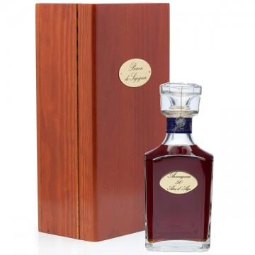 poza Armagnac Baron De Sigognac Carafe 50 Ani Gift Box, 70cl,40%