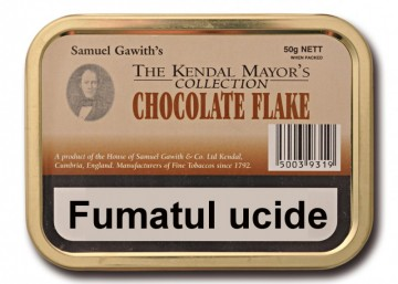 poza Tutun de pipa Samuel Gawith Chocolate flake 50g