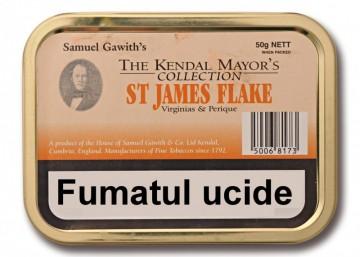 poza Tutun de pipa Samuel Gawith St.james 50g