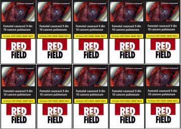 poza Tutun Tigari Red field 35g 10pac