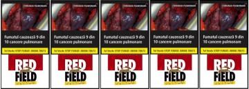 poza Tutun Tigari Red field volume 35g 5pac, tutun injectat tigari