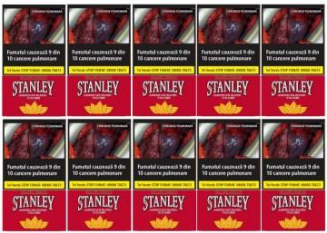 poza Tutun Tigari Stanley American blend Volume 35g 10pac, tutun injectat tigari