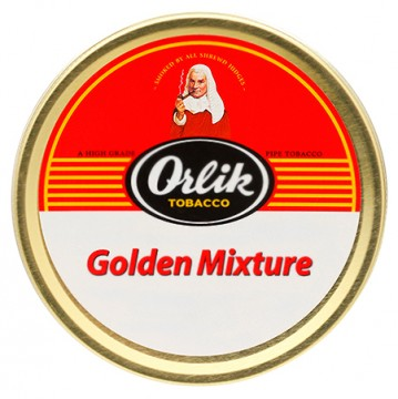 poza Tutun de pipa Orlik Golden Mixture 50g