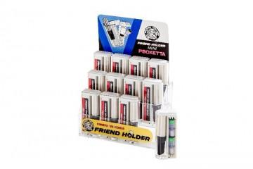 poza 670200 Fh Holder Pocketta Mini Silver