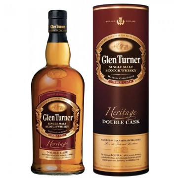 Poza Glen Turner Heritage Reserve Double Cask 70cl 40% Whisky
