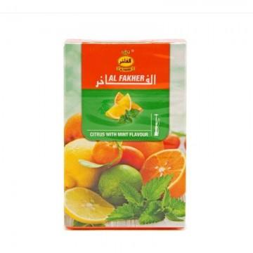 poza Tutun pentru narghilea Al Fakher aroma citrice 50 gr