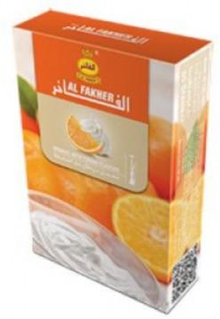 poza Tutun pentru narghilea Al Fakher aroma portocala+frisca 50 gr