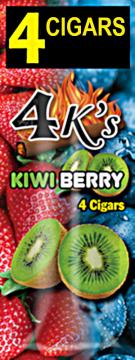 poza Tigari de foi 4Ks Kiwi Berry