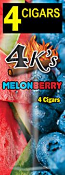 poza Tigari de foi 4Ks Melonberry