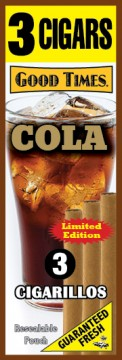 poza Tigari de foi Goodtimes Cola