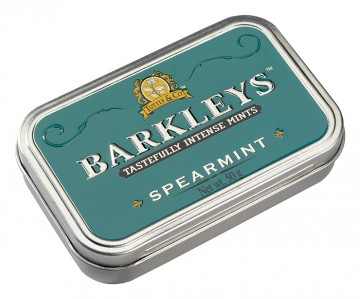 poza Bomboane Mentolate Barkleys Spearmint