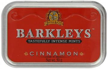 poza Bomboane Mentolate Barkleys Cinnamon