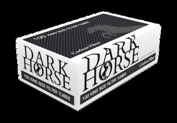 poza Tuburi tigari Dark Horse 100 Carbon Triple Active