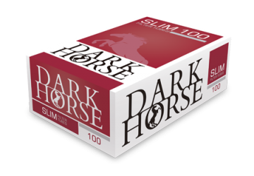 poza Tuburi tigari Dark Horse 100 Slim Full Flavour Long Filter