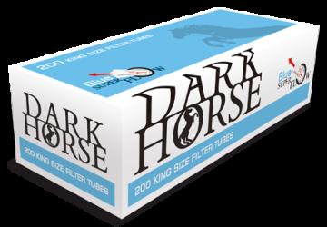 poza Tuburi tigari Dark Horse 200 blue