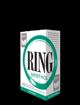 poza Tuburi tigari Ring 100 menthol