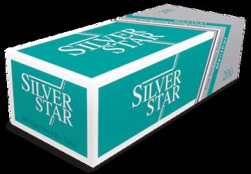 poza Tuburi tigari Silver Star 200 menthol