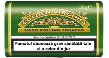 poza Tutun de rulat Golden Virginia 50g