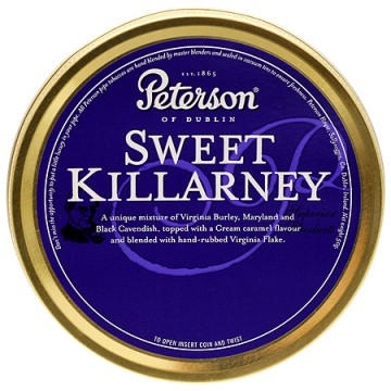 poza Tutun de pipa Peterson Sweet Killarney