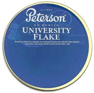 poza Tutun de pipa Peterson University Flake