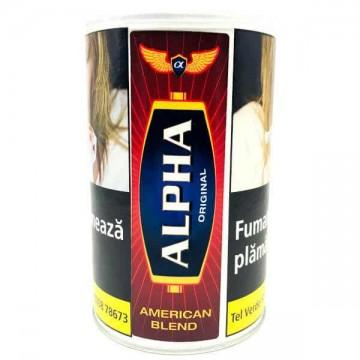 poza Tutun Alpha Original American Blend