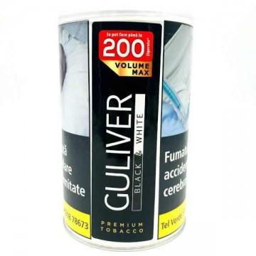 poza Tutun Guliver Volume Max 90g Black&White =64 buc, 65 lei/buc