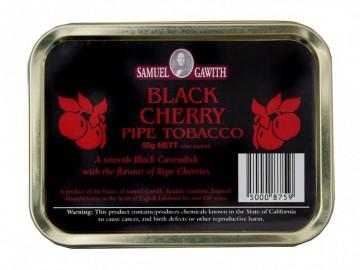 poza Tutun de pipa Samuel Gawith Black Cherry 50g
