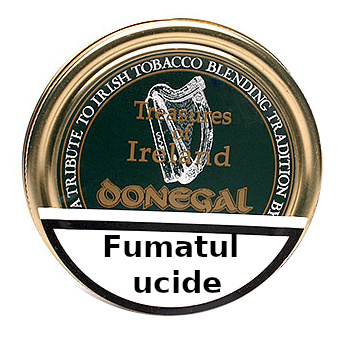 poza Tutun de pipa Treasures of Ireland Donegal 50g