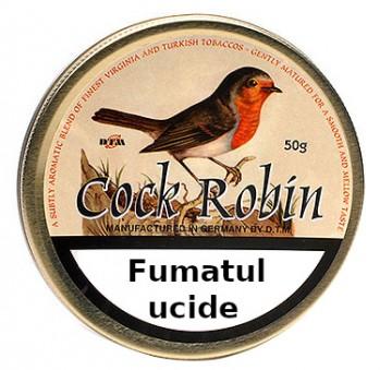 poza Tutun de pipa Cock Robin ready rubbed 50g