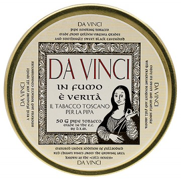 poza Tutun de pipa Da Vinci 50g