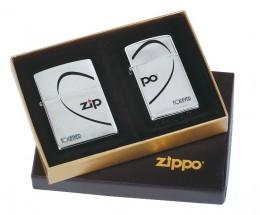 poza Set brichete Zippo 290.058 Together/Forever