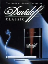 poza Davidoff Classic tigarete