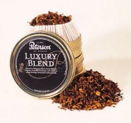 poza Tutun Peterson Luxury Blend